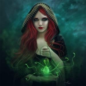 Где найти ведьму